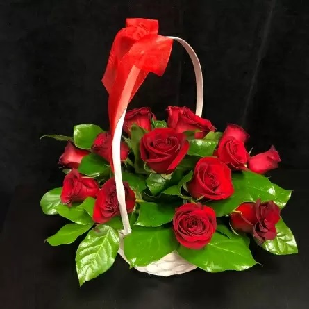 5 momente importante în care poți oferi un coș de flori